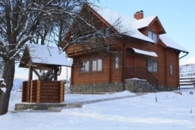 "Apartments rent VIP- holiday The Manor ""Polonyna"""