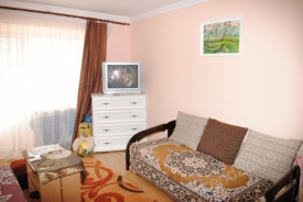 Apartments rent Morshyn 6, UPA St.