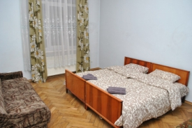 Apartments rent Lviv Shpitalnaya street, 7